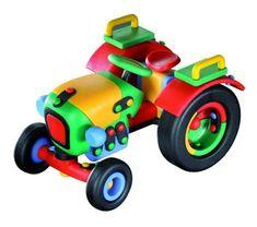 Mic-o-mic  - Stavebnice - Traktor