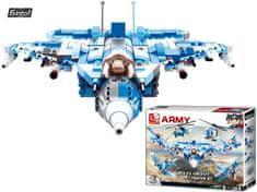 Sluban  Army 6into1 M38-B0665 Stíhačka