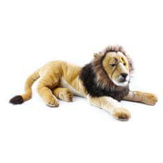 Rappa Velký plyšový lev ležící, 92 cm (od 0 let)