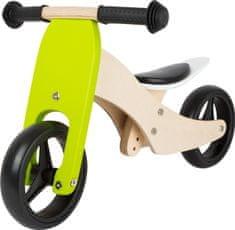 Small foot Small Foot Dřevěná tříkolka Trike 2v1