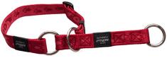 Rogz Obojek stahovací Rogz Alpinist Everest červený (XL)