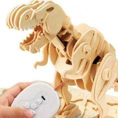 Robotime  Stavebnice robotická hračka dinosaurus Tyranosaurus