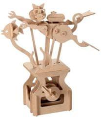 ARToy  Stavebnice pohyblivého modelu kočičí potápěč