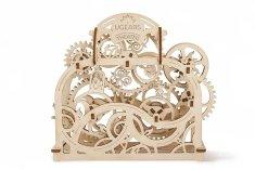 UGEARS  Dřevěná stavebnice 3D mechanické Puzzle Divadlo