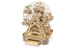 Wooden city Wooden City 3D mechanické puzzle - Ruské kolo