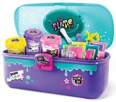 EP LINE Slime kufrík pre dievčatá