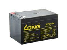 Long Long 12V 12Ah olověný akumulátor F2 (WP12-12A)