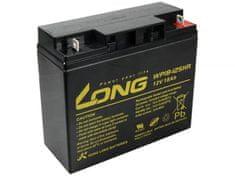 Long Long 12V 18Ah olovený akumulátor HighRate F3 (WP18-12SHR)