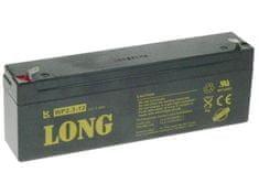 Long Long 12V 2,3Ah olověný akumulátor F1 (WP2,3-12)