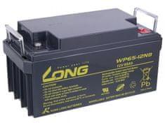 Long Long 12V 65Ah olověný akumulátor High Rate F8 (WPL65-12AN)