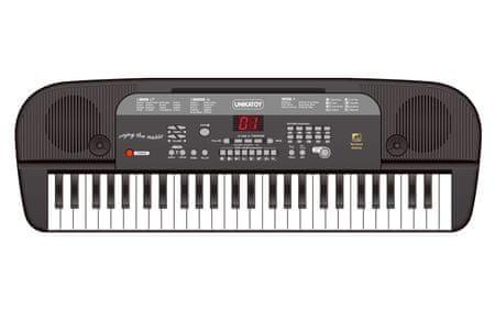 Unikatoy klaviatura z mikrofonom in zaslonom, 54 tipk (25338) - Odprta embalaža