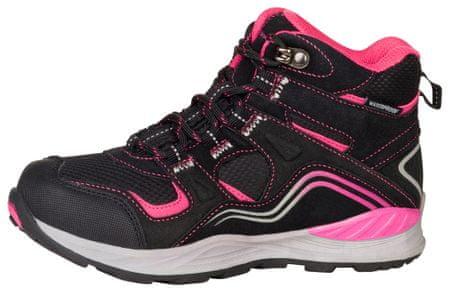 ALPINE PRO Sibeal cipele za djevojčice, crne, 28