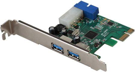 I-TEC , 4x USB3.0, PCI-e