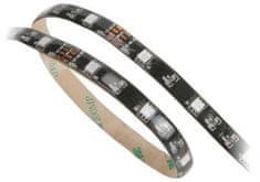 Akasa Vegas MB - AK-LD05-50RB, LED pásik, 50 cm, vícefarebná