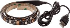 OPTY USB LED pás 70cm, RGB, integrovaný ovládač