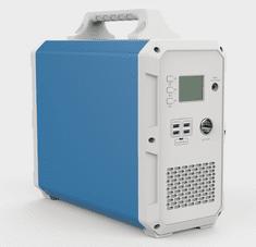 nano solar Nabíjecí stanice, solární bateriový generátor NS Compactor 1800