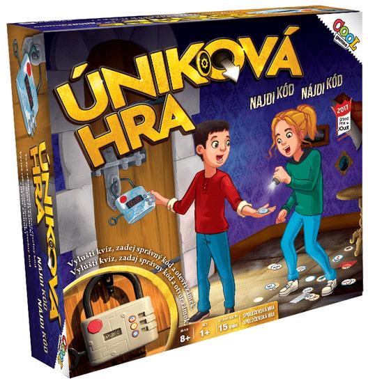 EP Line Cool Games Úniková hra - otevři zámek