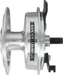 Sturmey-Archer náboj XL-SD letmý,bubnová brzda 90mm, pevná osa levý