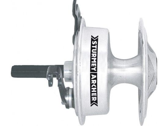 Sturmey-Archer náboj X-SD letmý,bubnová brzda 70mm, pevná osa pravý