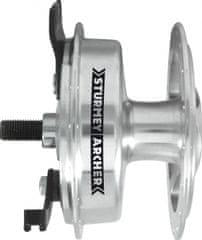 Sturmey-Archer náboj XL-SD letmý,bubnová brzda 90mm, pevná osa pravý
