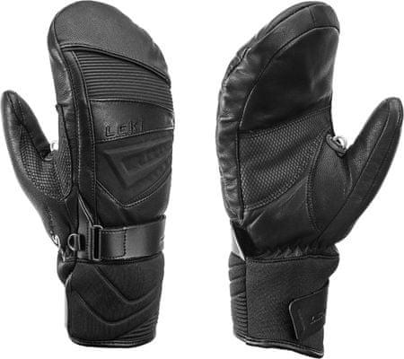 Leki Griffin S Mitt smučarske rokavice, črne, 9,5