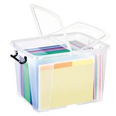 Cep Plastový box s vekom 40l