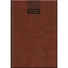 Spektrum Grafik Diár Venetia denný hnedý 2020