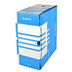 Donau Archívny box 155mm modrý