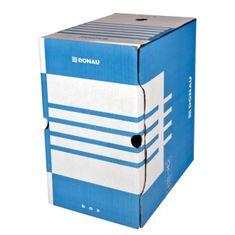 Donau Archívny box 200mm modrý