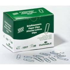Durable Spisové spony 26mm zinkové 1000ks