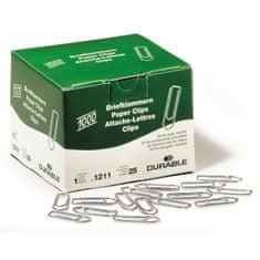 Durable Spisové spony 32mm zinkové 1000ks