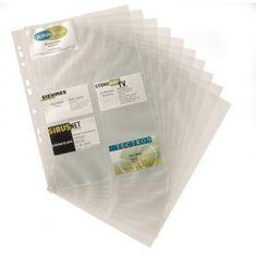 Durable Náhradné obaly A4 pre VISIFIX 10 ks