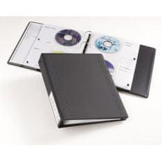 Durable Zakladač A4 4-krúžkový na 40 CD/DVD INDEX 40