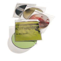 Durable Vrecko na CD/DVD s potláčateľným indexom