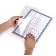 Durable Fólia na studené laminovanie pre format A4 /10ks
