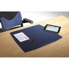 Durable Podložka na stôl Artwork 52x65cm tmavomodrá