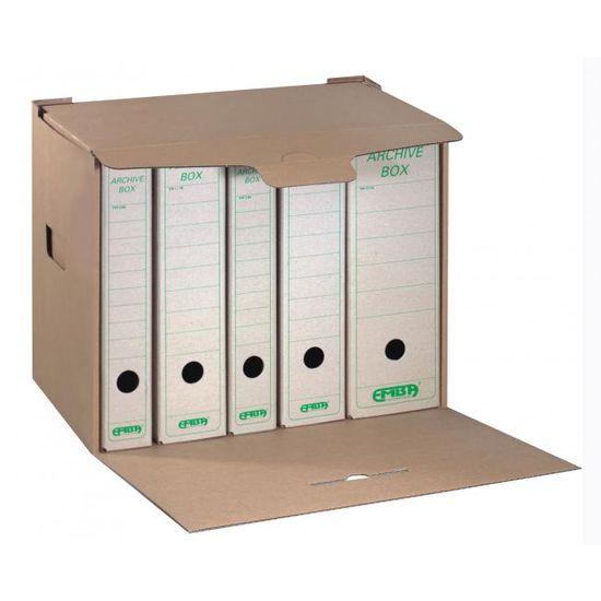 Emba Skupinový box TYP I/5x75 zelená potlač