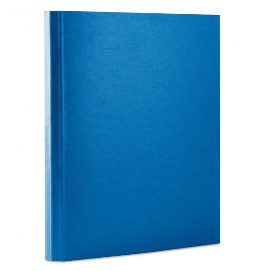 OFFICE products Kartónový box so suchým zipom 40mm Office products modrý