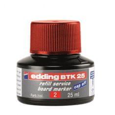 Edding Atrament edding BTK 25 červený