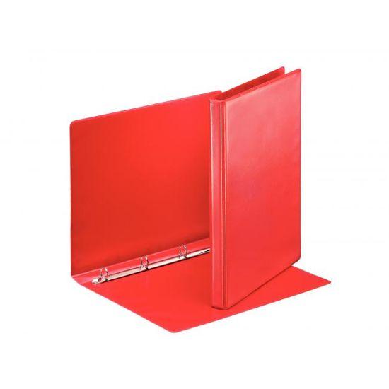 Esselte Zakladač prezentačný 3cm 4O-krúžkový červený