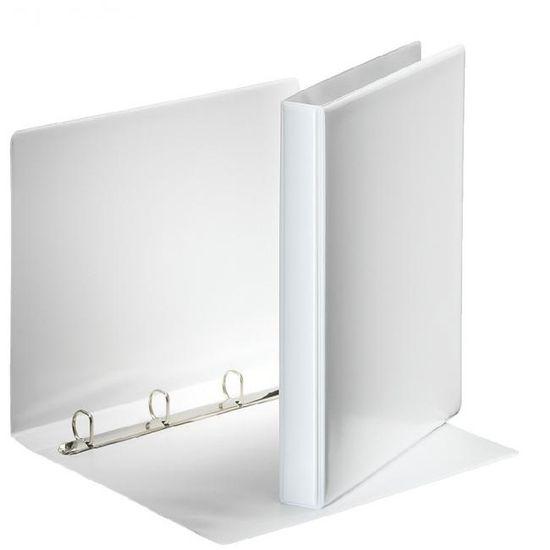 Esselte Zakladač prezentačný 3,8cm 4D-krúžkový biely