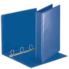 Esselte Zakladač prezentačný 5,1cm 4D-krúžkový modrý