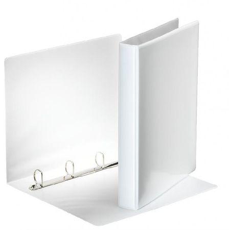 Esselte Zakladač prezentačný 4,4cm 4D-krúžkový biely