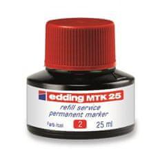 Edding Atrament edding MTK 25 červený