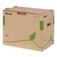 Esselte Archívna škatuľa na zakladače ECO hnedá