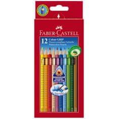 Faber-Castell Farbičky Faber Castell Color Grip 2001 12ks