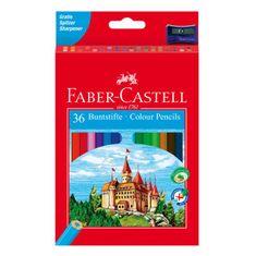 Faber-Castell Farbičky Faber Castell 36ks