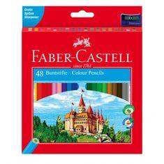 Faber-Castell Farbičky Faber Castell 48ks