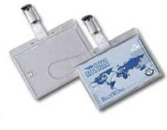Fellowes Visačka na plastovú kartu so štipcom IDS 68 87x56mm 50ks