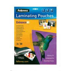 Fellowes Laminovacie fólie 216x303 A4 80mic matné